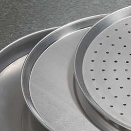Deep, Standard, Perforated Trays